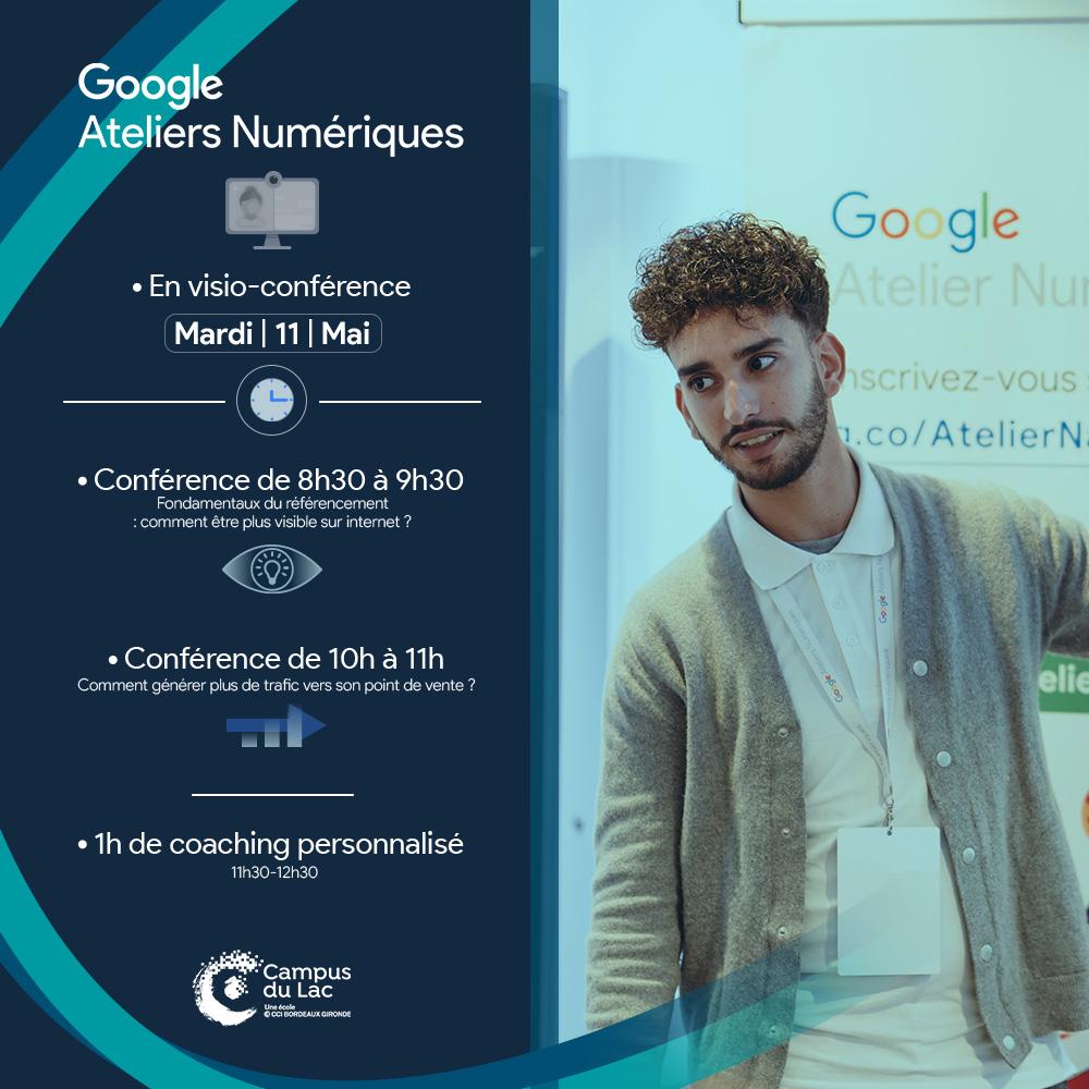 Google 11 mai