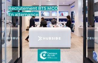 Recrutement BTS MCO En alternance