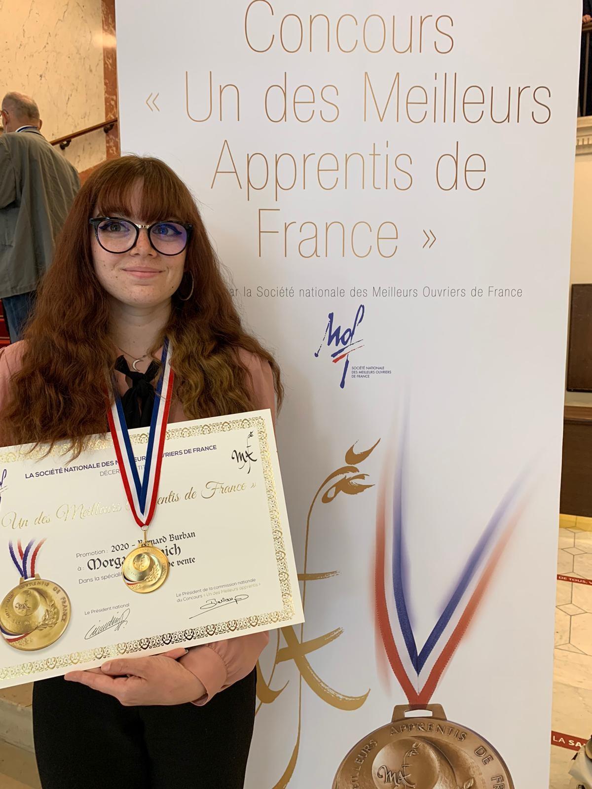 Le concours « Un des Meilleurs Apprentis de France