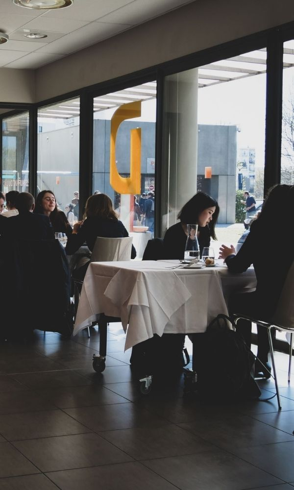 Restaurant d'application