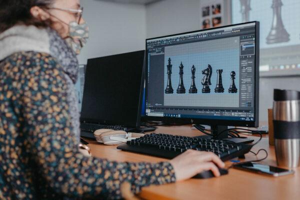 design digital Bordeaux